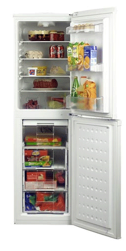 Beko CDA543F Fridge Freezer