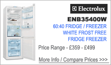 ENB35400W Fridge Freezer