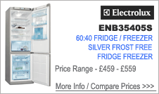 ENB35405S Fridge Freezer