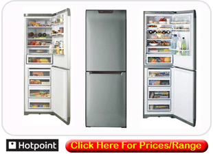 Hotpoint Fridge Freezers Range