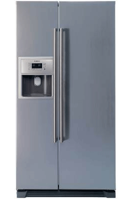 KA58NA40gb Siemens American Fridge Freezer