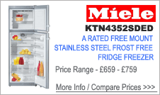 KFN8662SD Miele Fridge Freezer