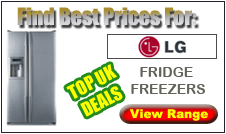 LG Fridge Freezer