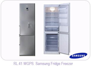 RL41WGPS Samsung Fridge Freezer