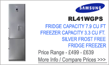 Samsung  RL41WGPS Fridge Freezer