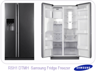 RSH1DTMH Samsung Fridge Freezer