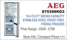 S75398KG AEG Fridge Freezer