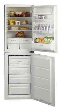 ZI91812KA Zanussi Fridge Freezer